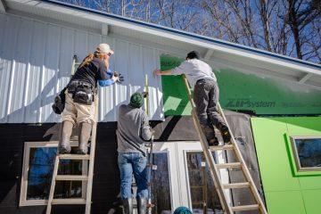 membangun rumah memakai jasa kontraktor