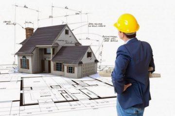 Ilustrasi Membangun Rumah Sederhana