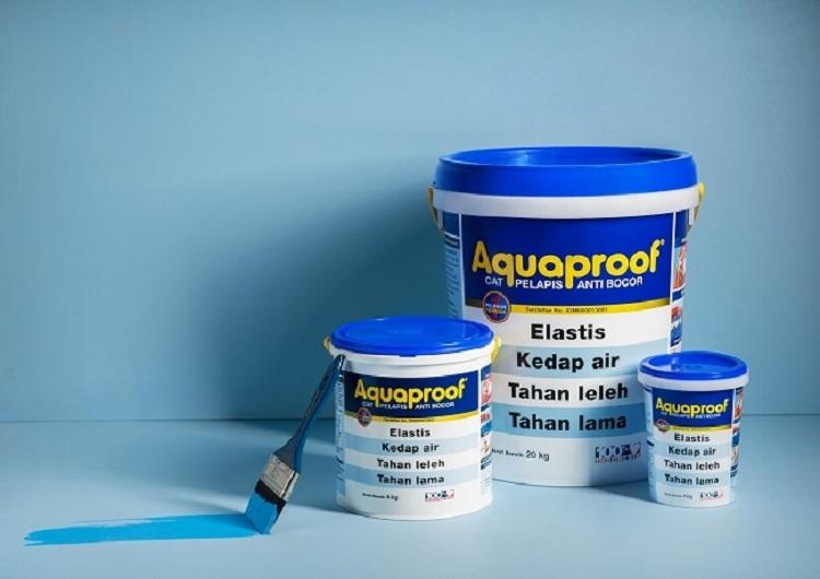 Aquaproof, Sumber : infobrand.id