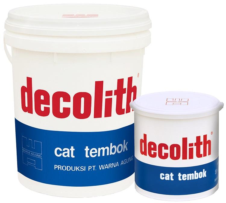 Decolith, Sumber : warna-agung.com