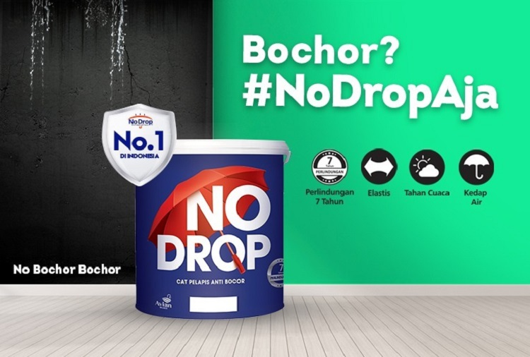 No drop, Sumber : avianbrands.com