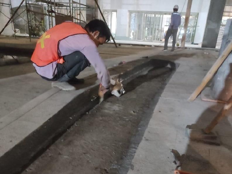 Waterproofing Coating UNIKA Semarang