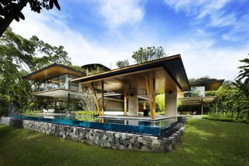 Konsep arsitektur tropis, Sumber: archdaily.com